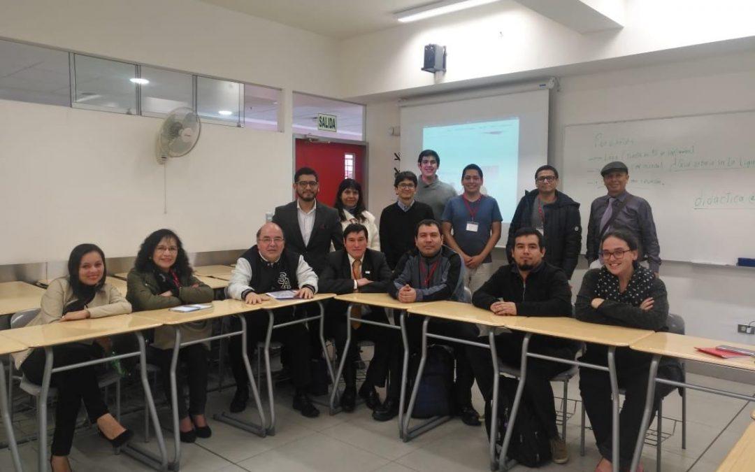 Ha nacido la Liga Peruana de Debate Escolar