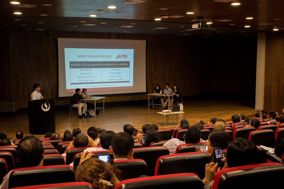 LPDE: Te invitamos a nuestra primera charla informativa del año.