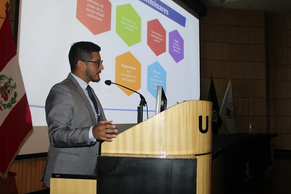 Director de DIDÁCTICA es designado como metodólogo de debate de la Defensoría del Pueblo