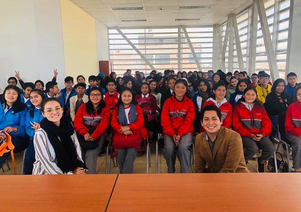 Realizamos Experiencia D Huancayo 2019