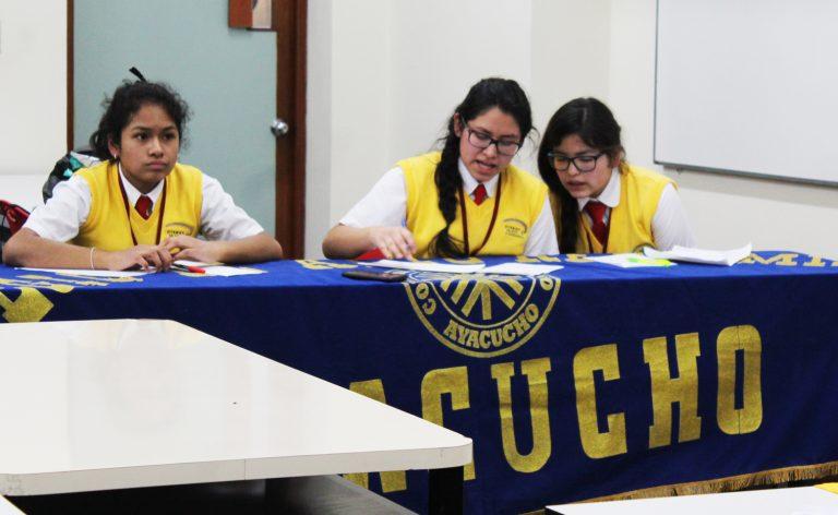 La Liga Peruana de Debate Escolar les invita a su primer encuentro amistoso virtual