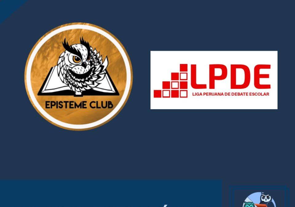 LA LPDE auspició la I Edición de I Campeonato de Debate Escolar Episteme – Piura