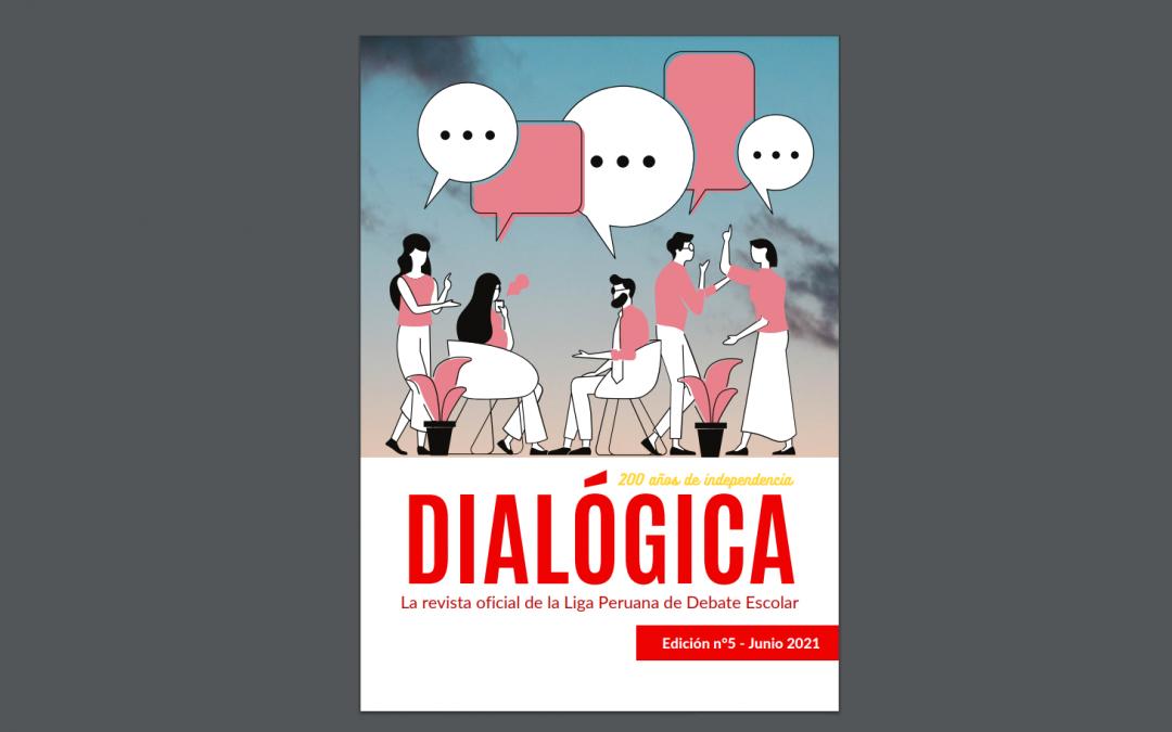 LPDE: Les invitamos a leer la primera edición del 2021 de nuestra revista Dialógica